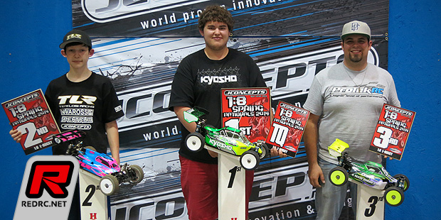 2014 JConcepts 1/8th Spring Nationals – Report