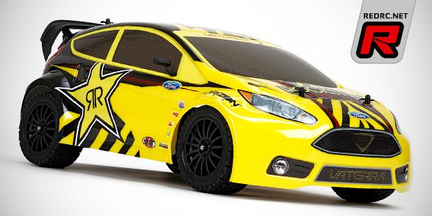 Vaterra Ford Fiesta Rallycross RTR