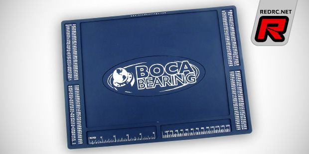 Boca Bearings rubber pit mat