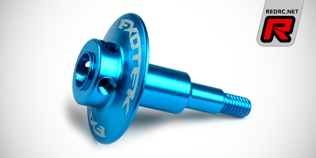 Exotek F104 Ultra diff axle & diff housing