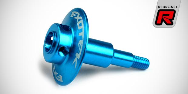 Exotek F104 Ultra diff axle & diff housing