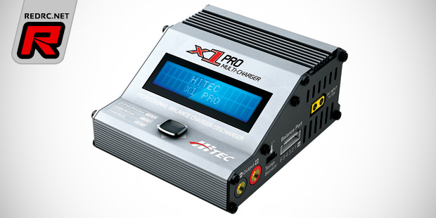 Hitec X1 Pro charger & ePowerBox 17A power supply
