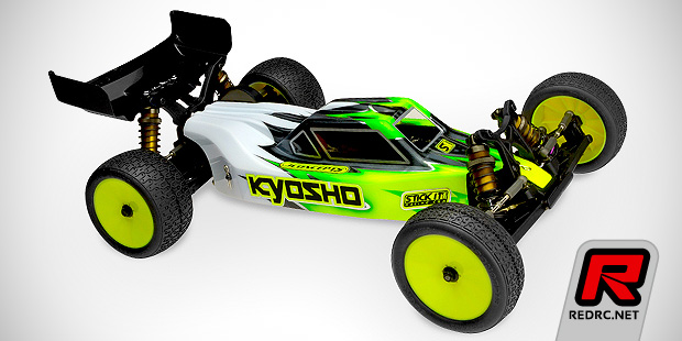 JConcepts RB6 MM Silencer bodyshell