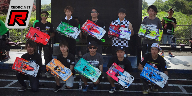 Shinnosuke Yokoyama takes Japanese 1/8th nationals
