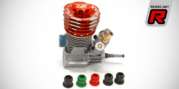 Max Power HP7 .21 7-port on-road engine