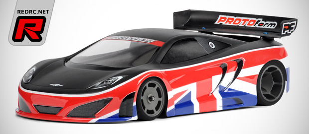 PFM-12 GT12 Protoform PFM-12 lightweight GT12 bodyshell-road bodyshell