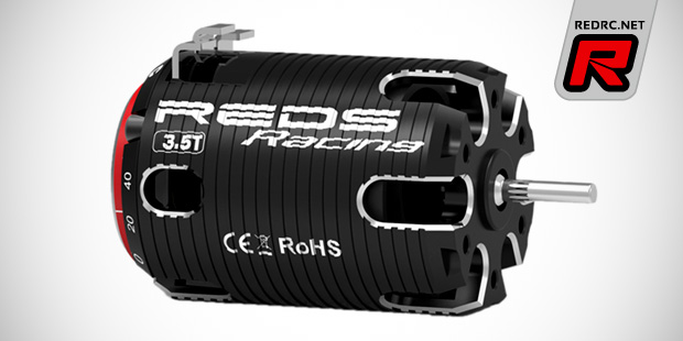 Reds Racing extends VX 540 brushless motor line