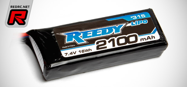 Reedy 2100mAh LiPo RX/TX battery pack