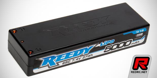Reedy 5000mAh 65C 7.4V LiPo battery pack