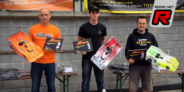 Nejc Mihelic wins at Serpent Challenge Slovenia