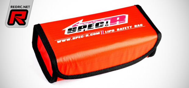 Spec-R LiPo safety bags