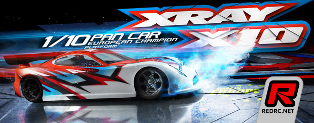 Updated Xray X10 World GT pan car coming soon