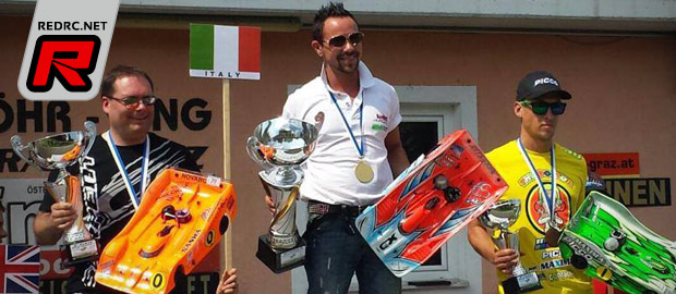 Dario Balestri crowned 1/8th European A champion