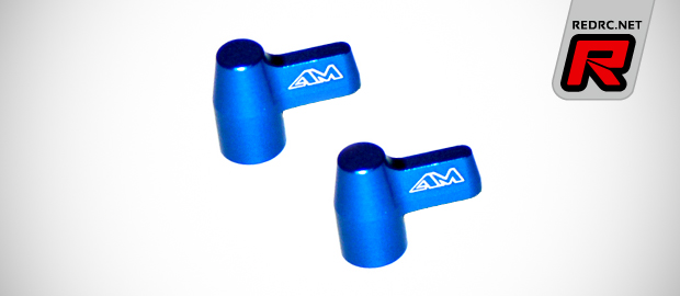 Arrowmax B-Max2 aluminium thumb nut set