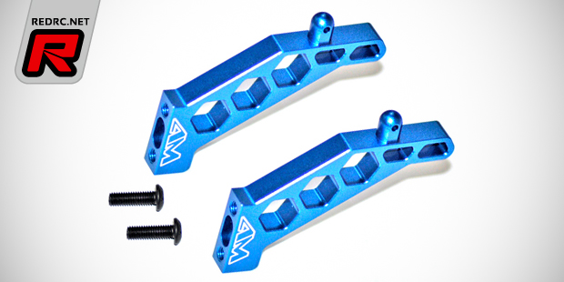 Arrowmax B-Max4 III aluminium wing mount set