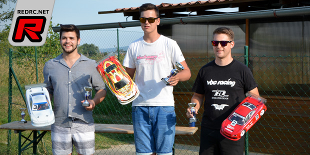 Austrian electric on-road nationals Rd3 – Report