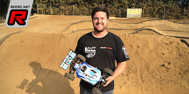 Darren Bloomfield takes UK 8th buggy national Rd3