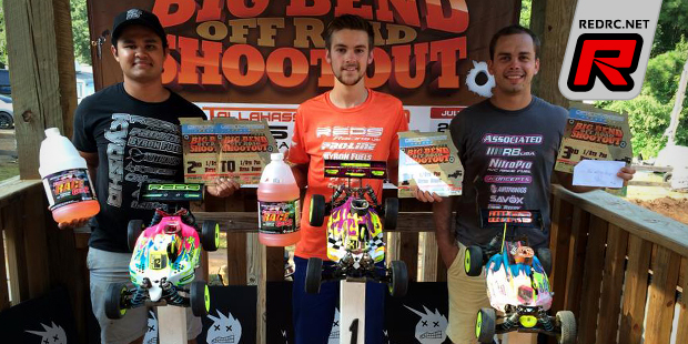 Cordoba & Ogden win at Big Bend Off-Road Shootout