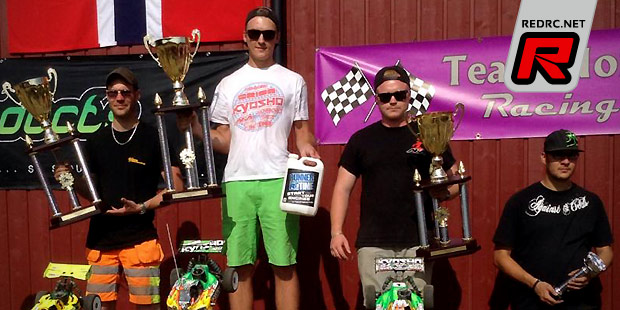 David Ronnefalk takes 1/8th Buggy Nordic Championships