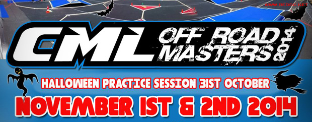 CML Off Road Masters 2014 – Announcement