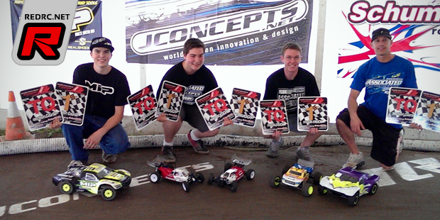 MIP drivers sweep Canadian Offroad Championships