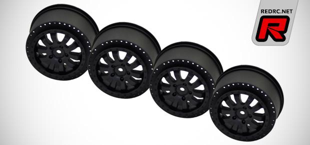 Dragon RC 1/10th short course truck wheel sets