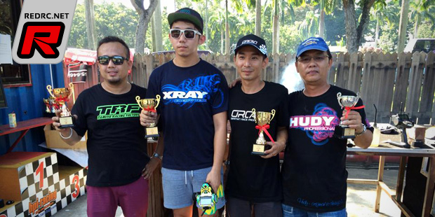 Nicholas Lee wins at East Coast Park race