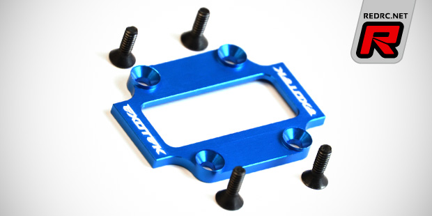 Exotek B44 aluminium, carbon & steel option parts
