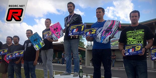 French nitro on-road nationals Rd4 – Report
