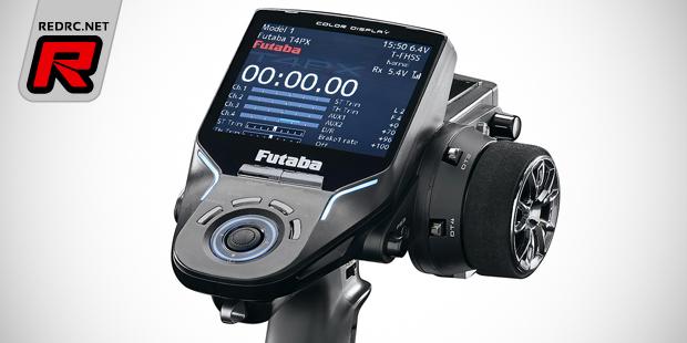 Futaba 4PX 4-channel T-FHSS radio system