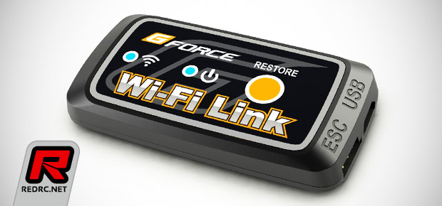 GForce Wi-Fi Link module for TS series controllers