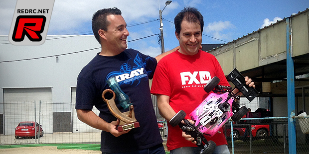 Cristian Villar wins at Spanish regionals Rd4