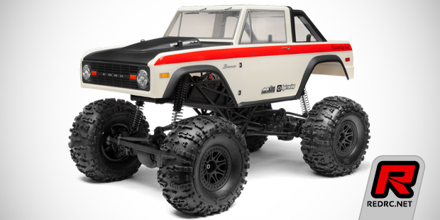 HPI Crawler King 1973 Ford Bronco » Red RC – RC Car News