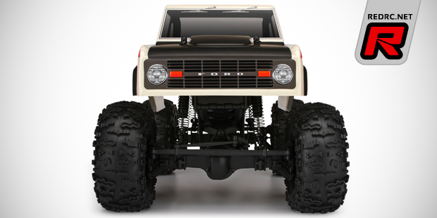 HPI Racing Crawler King with 1973 Ford Bronco body