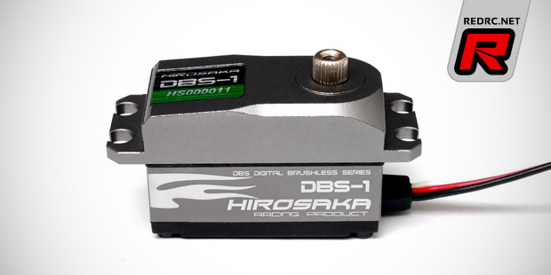 Hirosaka RP digital brushless & coreless servos