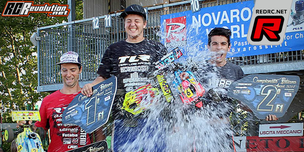Alex Zanchettin wins Italian 1/8th off-road nationals