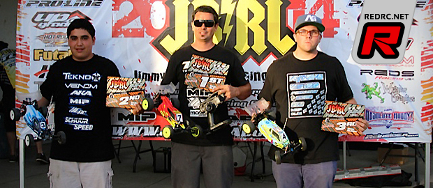 JBRL Electric Series Rd6 – Results