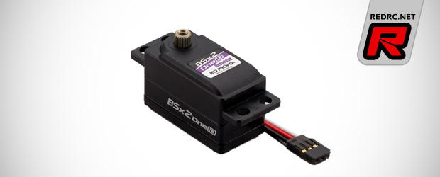 KO Propo BSX2 one10 Response & Power servos