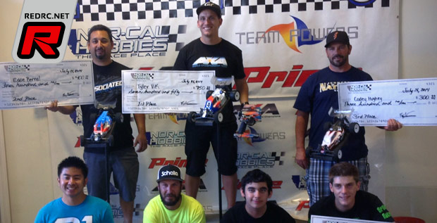 Tyler Wik wins Nor-Cal Pro Series