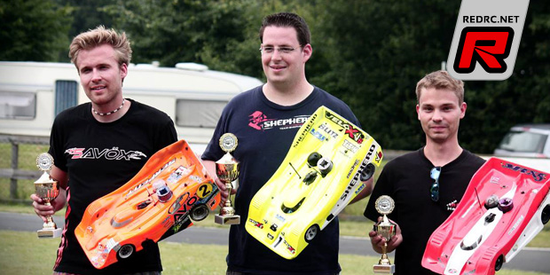 Lars Hoppe wins at North German regionals Rd4