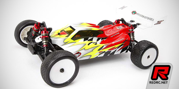 PR Racing SB401 4WD off-road buggy
