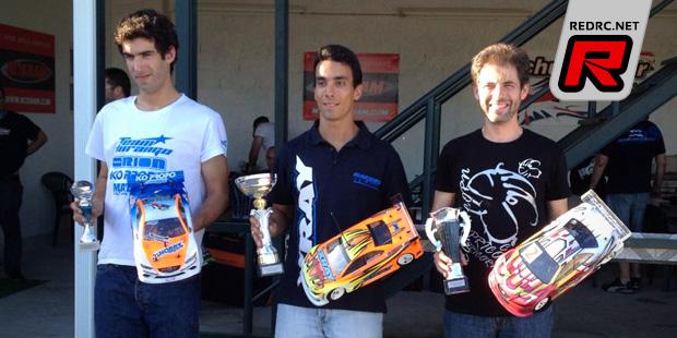 Bruno Coelho takes Portuguese TC championship