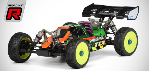 Pro-Line Phantom bodyshell for TLR 8ight 3.0
