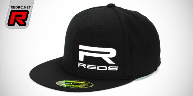 Reds Racing Flexfit Flatbill cap
