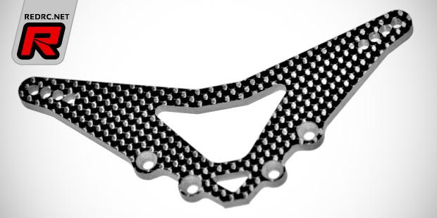 Serpent SRX2 SC carbon fibre option parts