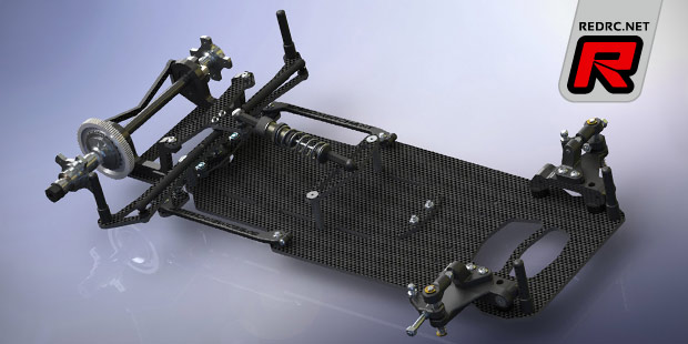 SpeedMerchant World GT4 200mm pan car kit