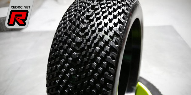 New Sweep 1/8th buggy tyre – Sneak Peek