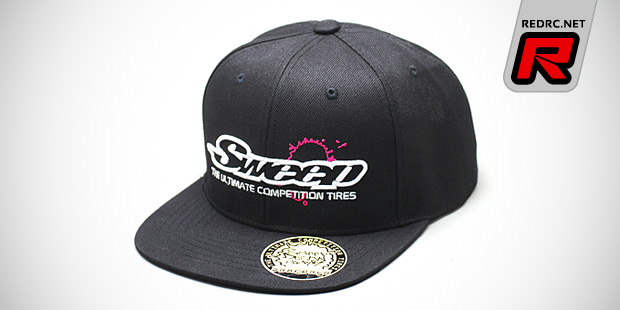 Sweep black-colour Snapback cap