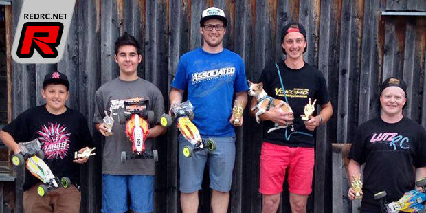Patrick Hofer doubles at 4th round of Swiss buggy nats