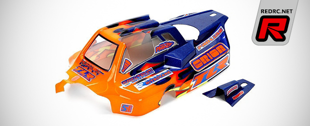 TLR 8ight 3.0 cab forward bodyshell